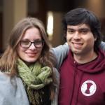 Sibylla Jenner und Leonardo Martinez