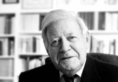 Helmut Schmidt (c) Werner Bartsch