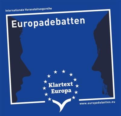 EU Debattenlogo 2014
