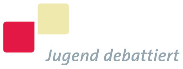 Logo JugendDebattiert
