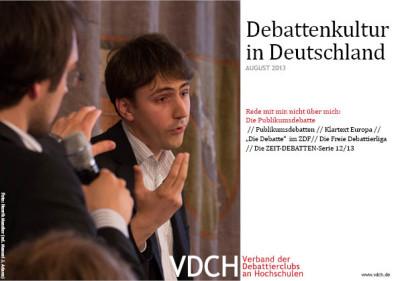 20130826 VDCH Newsletter August