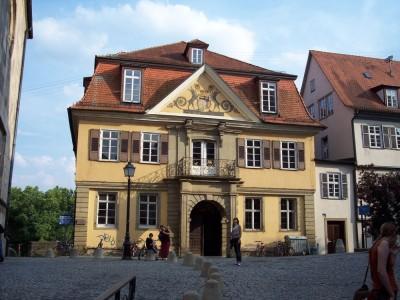 Alte Aula in Tübingen (c) Wikimedia/Baguette