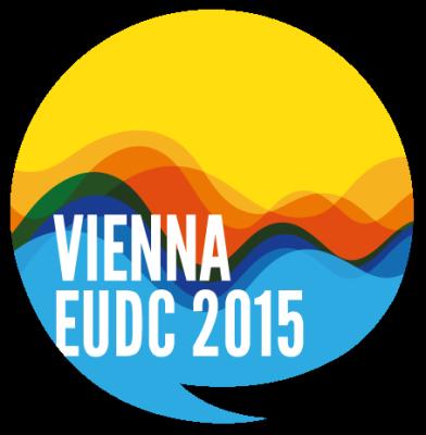 Vienna EUDC 2015 Logo