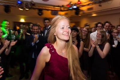 Sabrina Effenberger wurde zur Nachwuchspreisträgerin der diesjährigen Saison gekürt (c) Maedler