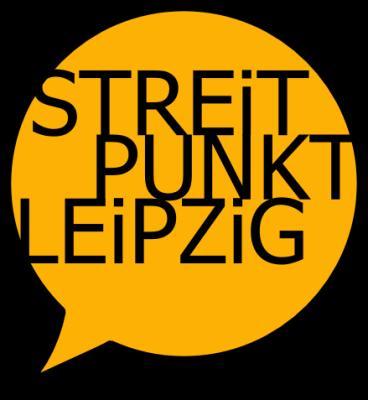 Streitpunkt Leipzig-transparent