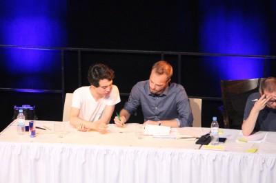 Die Sieger Julian Stastny und Stefan Torges
