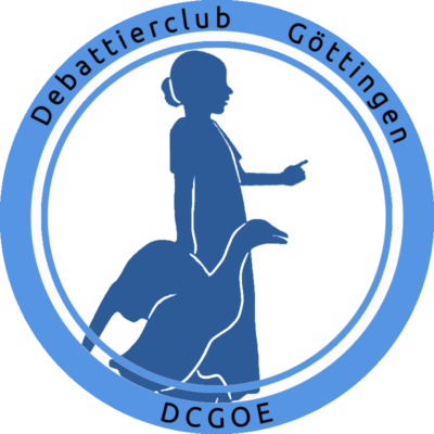 Logo Debattierclub Georgia Augusta
