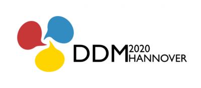 Logo DDM Hannover 2020